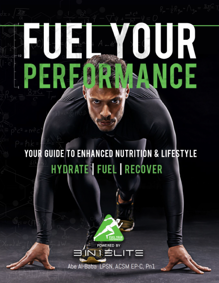 Fuel Your Performance Book Cover